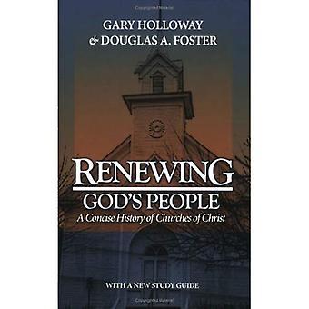Uudistaa Jumalan kansan: lyhyt historia täytäntöönpanosäännöksillä kirkkojen Kristuksen