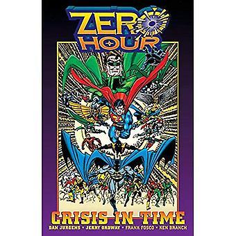 Hora cero: Crisis en el tiempo