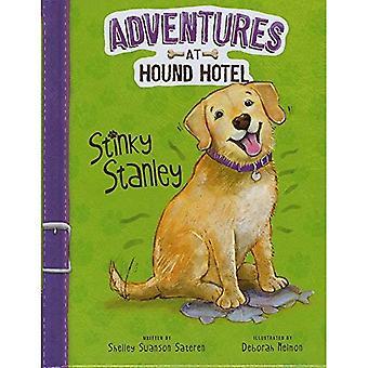 Haisevia Stanley (seikkailuja Hound Hotel)