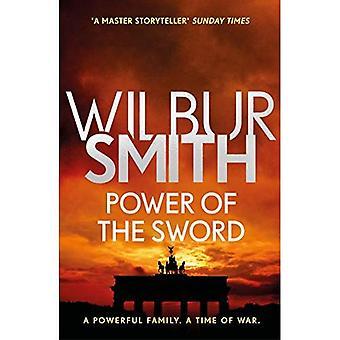 Courtney #5 makt sverd av Wilbur Smith