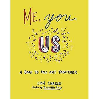 Mi, Ci, nas: Książki, aby wypełnić razem