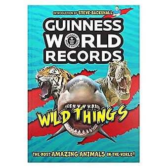 Guinness World Records 2019 erstaunliches Tiere: Wild