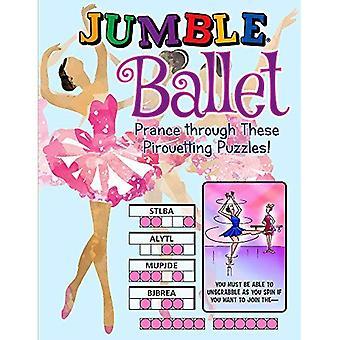 Jumble(r) Ballet: Prance Through These Pirouetting Puzzles!