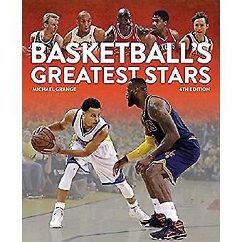 كرة السلة & apos&s أعظم النجوم من قبل مايكل غرانج - 9780228100683 كتاب
