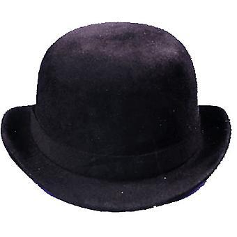 Derby hoed zwart voelde groot voor iedereen