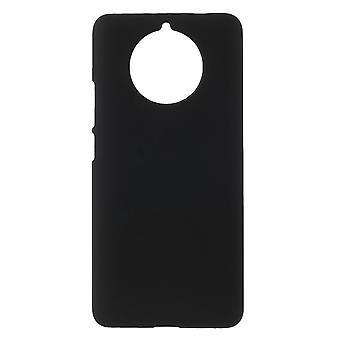 Nokia 9 PureView Shell Plastikowa powłoka Gumowana - Czarna