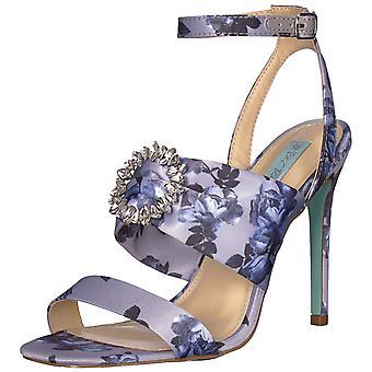 Blue by Betsey Johnson Women's SB-Scoti Heeled Sandal
