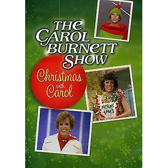 Carol Burnett Show: Christmas with Carol [DVD] USA import