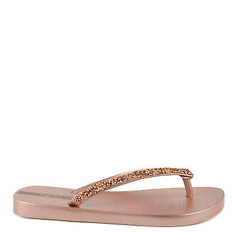 Ipanema Glam speciale Crystal Rose Flip Flop