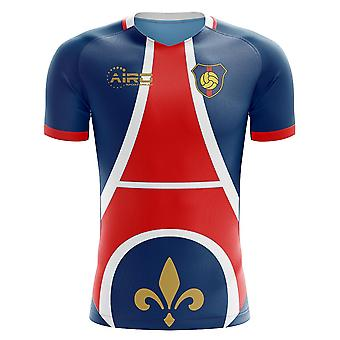 2020-2021 Paris Home Concept Koszulka piłkarska