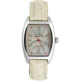 Zeno-Watch Miesten Watch Tonneau retro Shell 8081n-S2