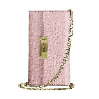 iDeal Kensington Cross Body Clutch für iPhone 8/7/6/SE (2020) - Pink