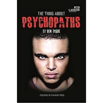 The Thing About Psychopaths by Ben Tagoe - 9780957526662 Book