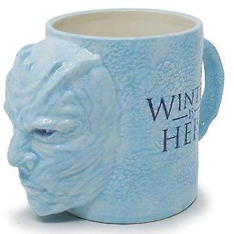 Game Of Thrones 3D Mug