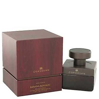 Cordovan door Banana Republic Eau de Toilette Spray 3,4 oz (mannen) V728-516093