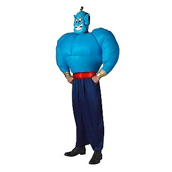 Adult Genie Inflatable Costume