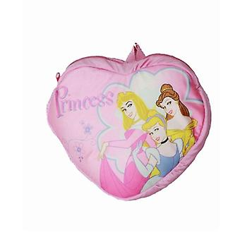 Plush Backpack - Disney - Princess - Heart Pillow New Soft Doll Toys