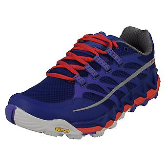 Ladies Merrell Casual Trainers All Out Peak