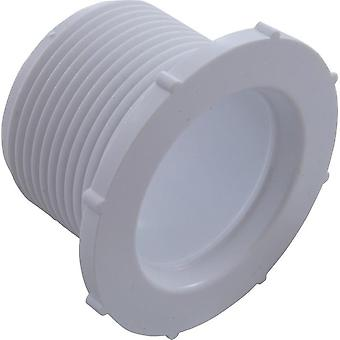"Balboa 30-4901PVC WHT 1.75"" HS Wall Fitting - White"