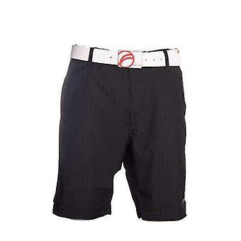 Fayde black pin shorts