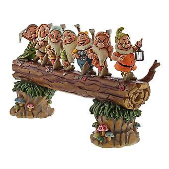 Disney Traditions Seven Dwarfs 'Extraordinary Masterpiece' Figurine