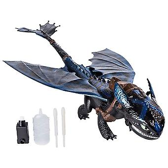 Dreamworks Dragons Fire Breathing Toothless