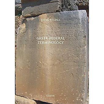 Grekisk Federal terminologi