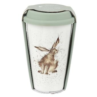 Wrendale Designs Good Hare Day Travel Mug | Gifts From Handpicked