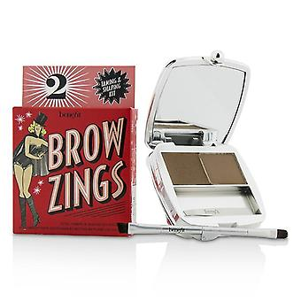Benefit Brow Zings (total Taming & Shaping Kit For Brows) - #2 (light) - 4.35g/0.15oz