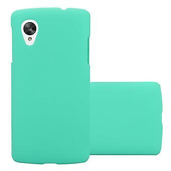 Funda Cadorabo para Sony Xperia M4 AQUA Funda de funda - Hardcase Plastic Phone Case Against Scratches and Bumps - Parachoques de Funda Protectora Ultra Slim Back Case Tapa Dura