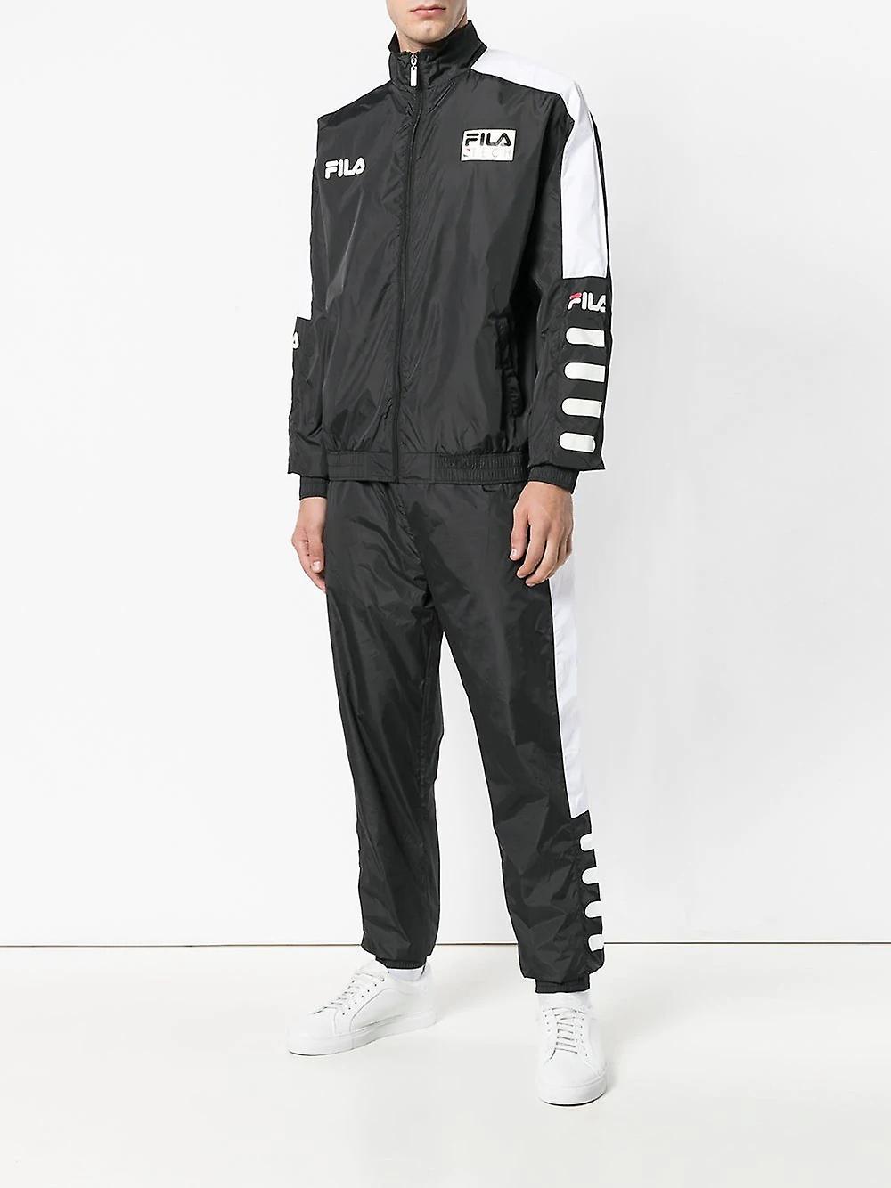 Varick Woven Track Jacket