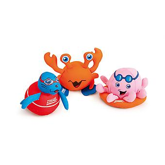 Zoggs Kids Water Toys Soakers Set of 3 Colourful Characters for 3+ Months