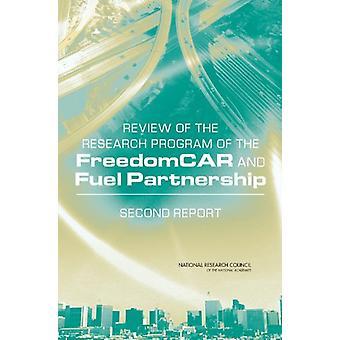Översyn av forskningsprogrammet FreedomCAR och bränsle partnerskap