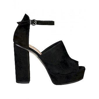 Pierre Cardin - Shoes - Sandal - MICHELINE_NERO - Women - Schwartz - 41