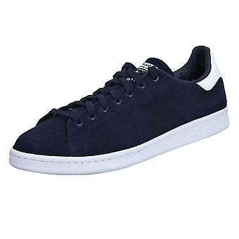 adidas Originals Men's Stan Smith Suede Leather Trainers