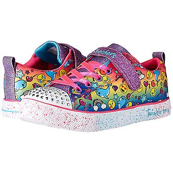 Skechers Kids' Twinkle Breeze 2.0-Stylish Sm Sneaker