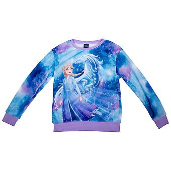 Frozen 2 Youth Girls Sweatshirt