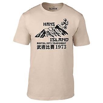 Men's hans island t-shirt