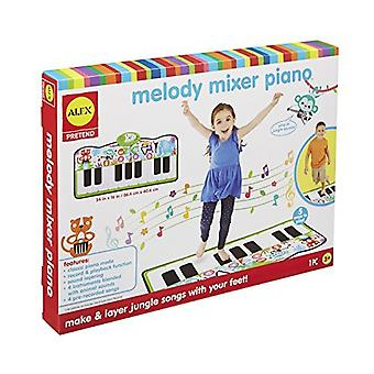 Alex Foregive Melody Mixer Piano Kids Musik Aktivitet