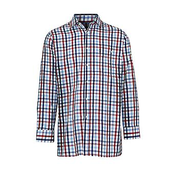 Champion Mens Sarum Country Style Casual Long Sleeved Shirt