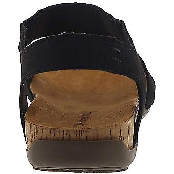 Bearpaw Wilma Women's Comfort Slide Sandal Black - 10 Medium, Black, Size 10