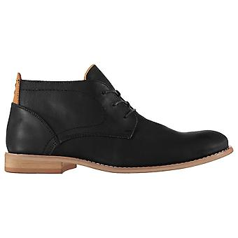 Aldo Mens Legalilian Derby Boots Lace Up Ankle Cushioned Smart Shoes