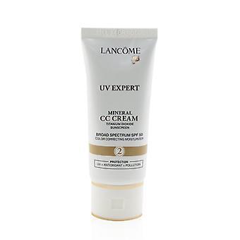 Lancome Uv Expert Mineral Cc Creme Spf 50 - 2 - 30ml/1oz