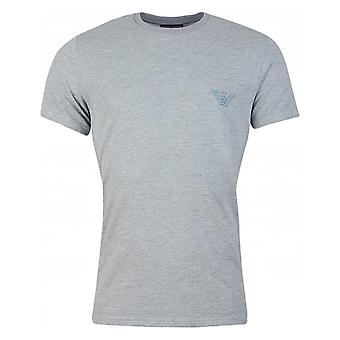 Emporio Armani Rear All Over Logo T-shirt