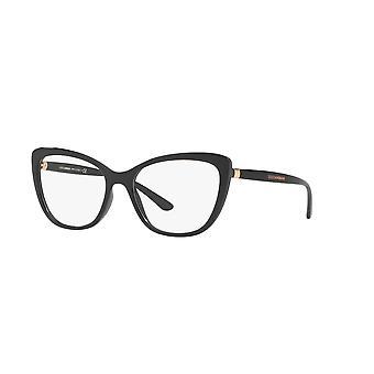 Dolce&Gabbana DG5039 501 Schwarze Brille