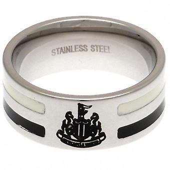 Newcastle United FC Colour Stripe Ring