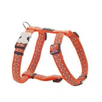 Red Dingo Harness Adjustable 1,8x40-67 cm