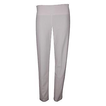 Frank Lyman Vanilla Elasticated Waist Jersey Trousers