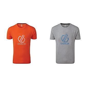 Wagen 2B Herren kontinuierlichen Druck T-Shirt