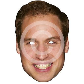 Prince William Card Mask